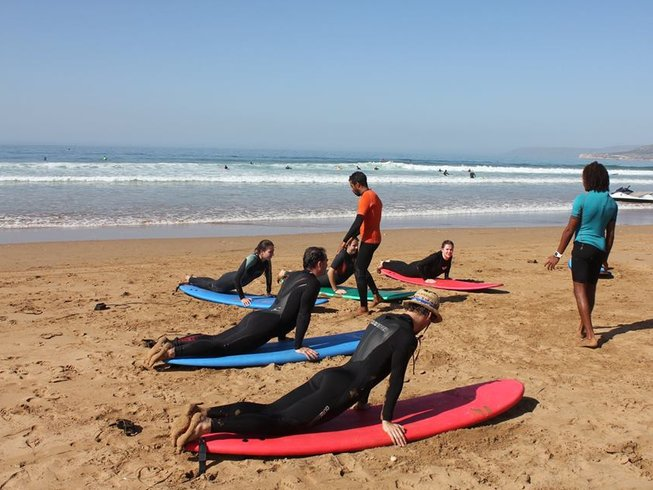 11 Days Morocco Surf and Budget Yoga Holiday