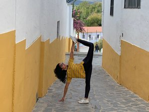 7 Tage Ananda Andalusia Yoga Retreat in Andalusiens Schönster Bergregion