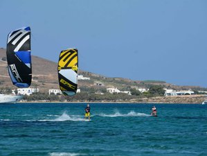 10 Days Relaxing Catamaran SUP and Kitesurfing in Saint Vincent and the Grenadines
