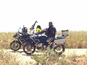 21 Days Guided Motorcycle Tour around East Africa