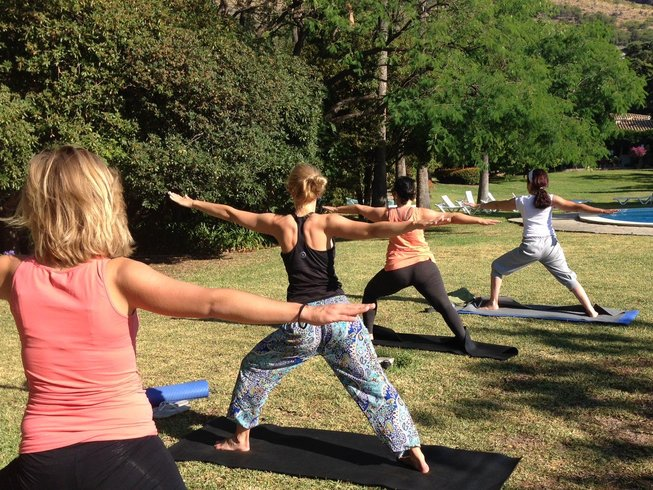 5 Days Pure and Healthy Meditation and Yoga Retreat in Spain