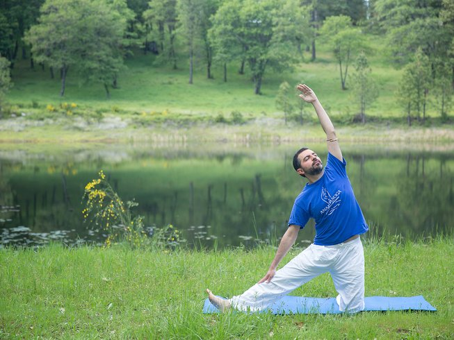 3 Days Chakra Awareness Yoga Retreat in Nevada City with Badri