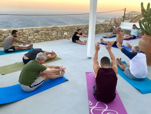 8 Day Gay Yoga and Pilates Retreat in Mykonos