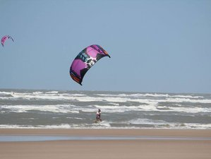8 Days Intermediate Downwinder Kitesurf Camp in Brazil