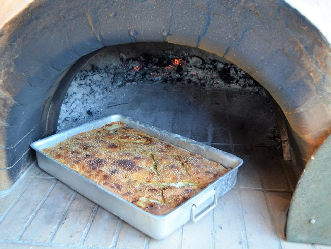 8 Days Artisan Cooking Holiday in Greece
