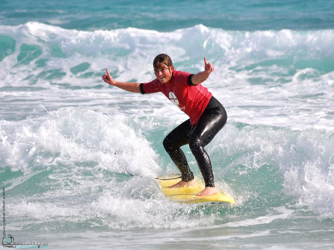 8 Days Surf Camp in Fuerteventura, Spain