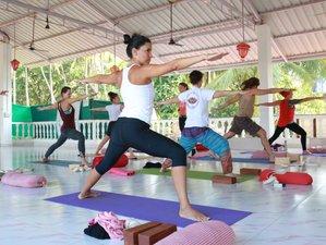 28 Day 200-Hour Dual style Yoga Teacher Training in Canacona, Goa