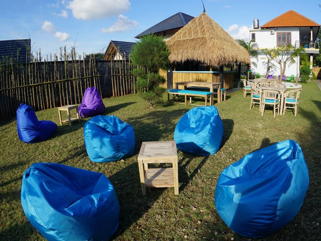 7 Days Ombak Surf Camp in Canggu, North Kuta, Indonesia