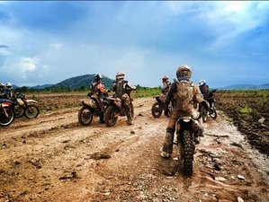 5 Day Guided Off-Road and Dirt Bike Tour across Northern Cambodia
