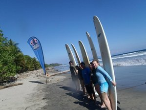7 Days Beginner Costa Rica Surf Camp