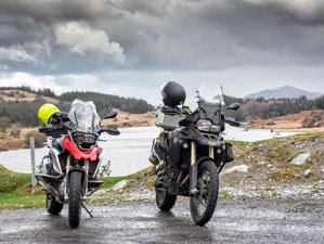 9 Day Wild Atlantic Way Self-Guided Motorcycle Tour In Ireland