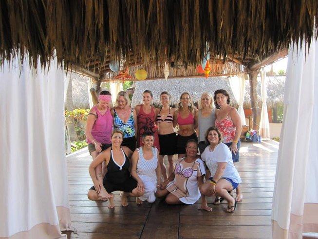 8 Days Goddess Dance, Cleanse, Meditation & Yoga Retreat Mexico