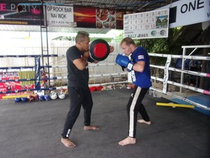 8 Week Cross Border Strength and Martial Arts Camp for All Levels in Thailand and Malaysia