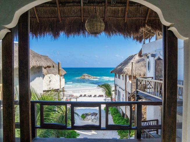 7 Days Bikini Boot Camp and Yoga Retreat in Mexico