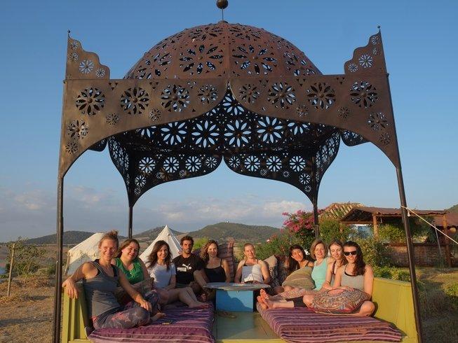 6 Tage Weihnachts Meditation und Yoga Retreat in Andalusien, Spanien