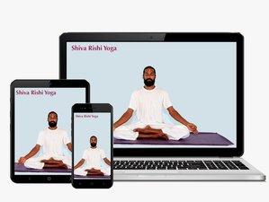 30 Tage 50-Stunden Online Pranayama, Mudra, Mantra und Hatha Yogalehrer Ausbildung mit Shiva Rishi