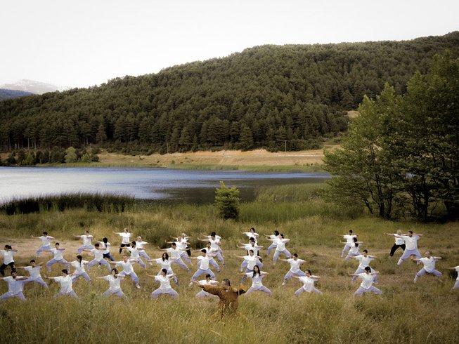 8 Days Tai Chi, Qigong, and Shaolin Kung Fu Camp in Greece