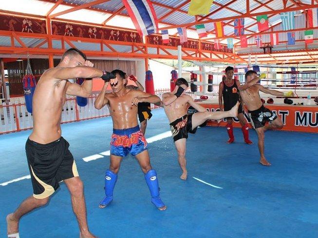 1 Month Phuket Muay Thai Training in Rawai Beach
