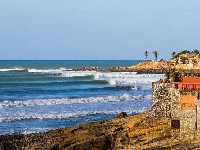 7 Days Yoga Retreat and Surf Camp in Morocco