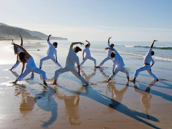 10 Tage Entspannender Yoga Urlaub im Süden von Goa, Indien