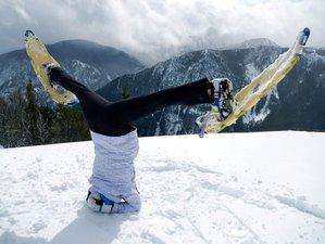 7-Daagse Yoga Retreat in de Sneeuw in Piemonte, Italië