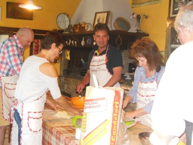 7 Days Italian Cooking Holidays in Abruzzo, Italy