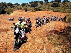 3 Days Off-Road Motorbike Driving Course in Granada, Spain