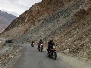 8 Day Ladakh Abode of Heaven Guided Motorcycle Tour