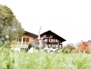 4 Tage Body, Mind, Soul Yoga Retreat über Pfingsten in Lenk im Simmental