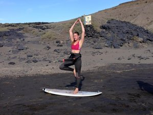 6 Day Yoga and Surf Camp in Tenerife, Canary Islands