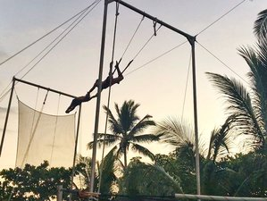 8 Days Flying Trapeze and Yoga Holiday in Dominican Republic