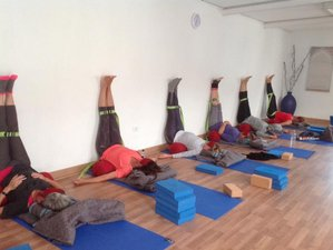 8 Days Energizing Meditation and Yoga Retreat Tarifa, Spain