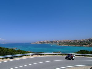 11 Days Guided Motorcycle Tour in Tuscany, Sardinia, and Corsica