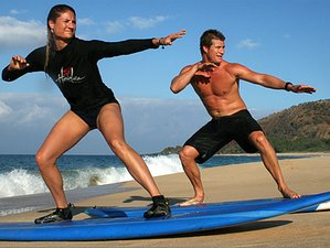 8 Days Multi Sports Package with Surf Lessons in Canoa, Ecuador