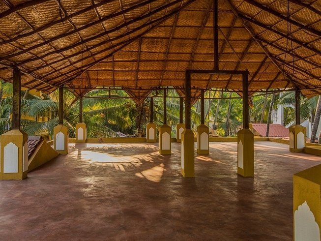 8-Daagse Sapkuur en Yoga Retraite in Goa, India