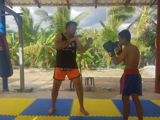 3 Months Affordable Muay Thai, Western Boxing,  in Phetchabun, North ,Thailand