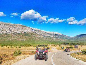 4 Day Buggy Cetina Adventure Tour in Sinj, Croatia