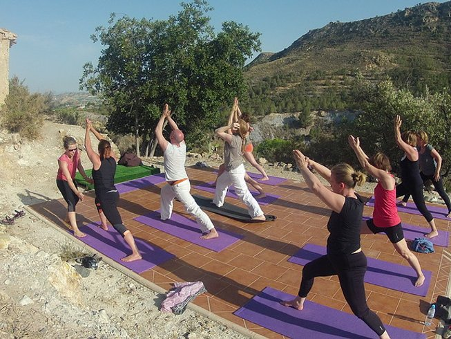 7 Days Rustic Meditation and Yoga Retreat in Spain