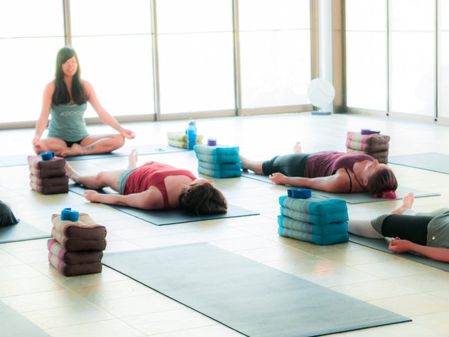 31 Days Detox and Yoga Retreat in Koh Phangan, Thailand