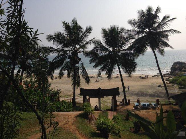 12 Days Unwinding Meditation and Yoga Retreat Kerala, India