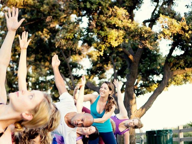 4 days wine chocolate and yoga retreat in california for Yoga and wine retreat