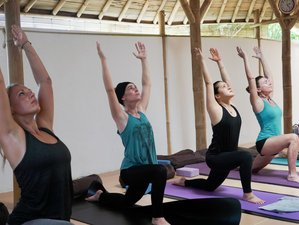 4 Day Wellness Detox and Yoga Holiday at Sustainable Eco Retreat Center in Canggu, Bali