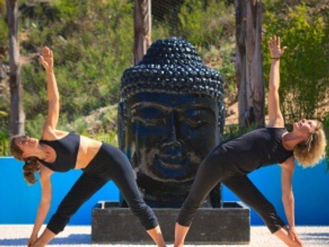 7 jours en retraite de yoga minceur en Andalousie, Espagne