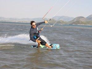 8 Days Adriatic Sea Kitesurfing Croatia