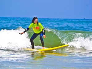 10 Days Beginner Surf Camp Agadir-Ida Ou Tanane, Morocco