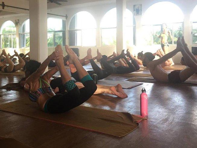 8 Days New Year Bikram Yoga Retreat in Mexico