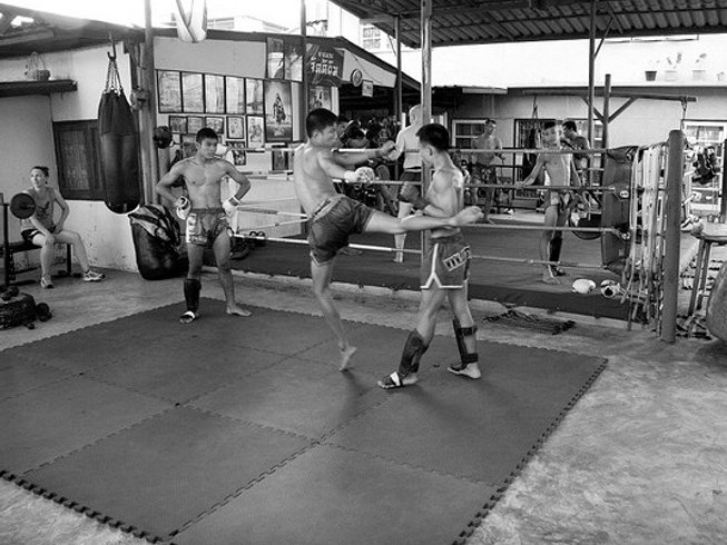 8 Days Muay Thai in Bangkok, Thailand