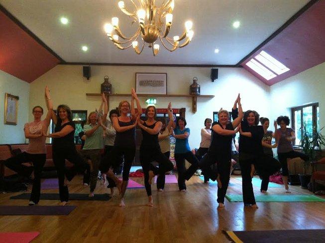 4 jours en stage de yoga et de pleine conscience en Irlande