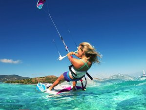 6 Days Intermediate Kitesurfing Surf Camp Thailand