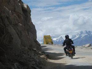14 Days The World's Highest Passes Motorcycle Tour Himalaya, India